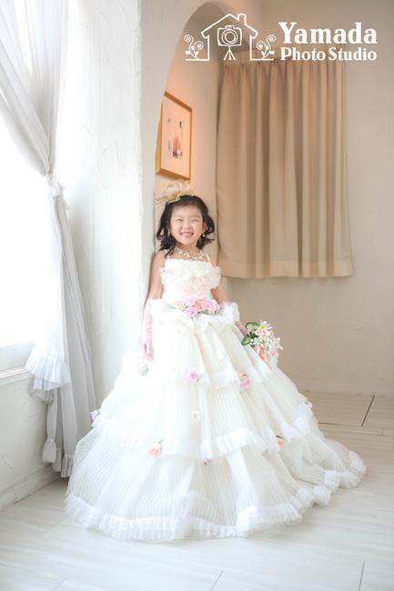 岡谷 子供ドレス