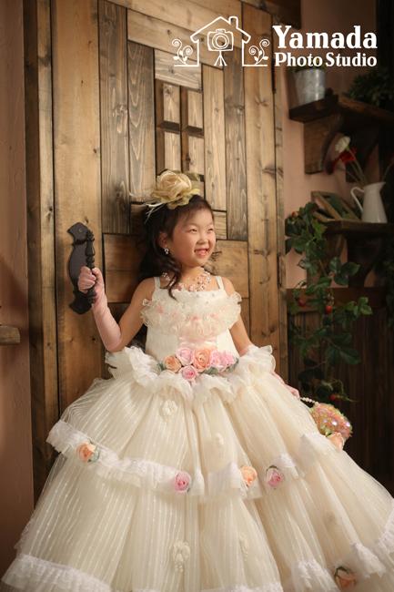 岡谷子供ドレス写真