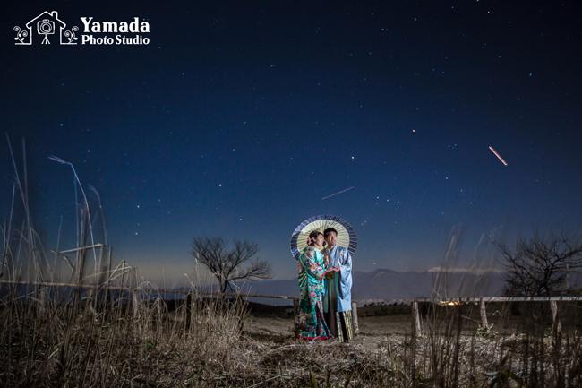 結婚写真 松本