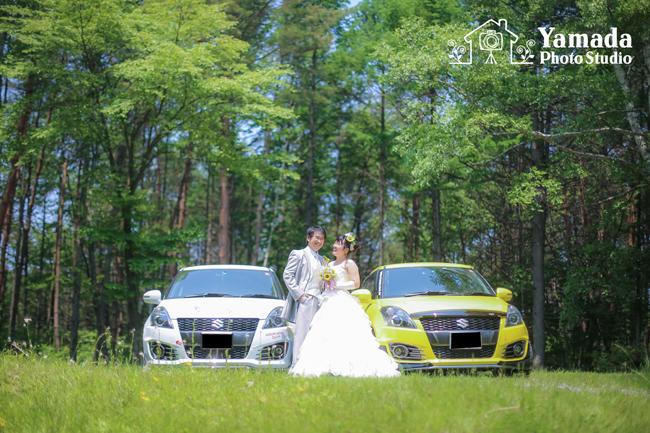 結婚写真塩尻市