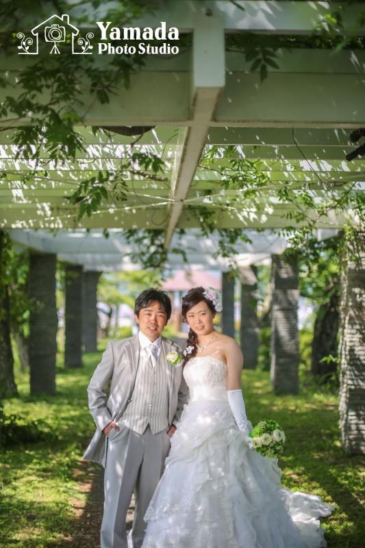 結婚写真下諏訪