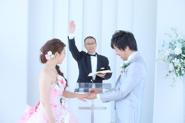 伊那セミナーハウス結婚写真