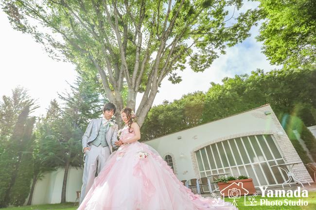 結婚写真伊那市