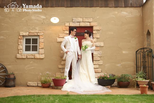 岡谷市結婚式前撮り