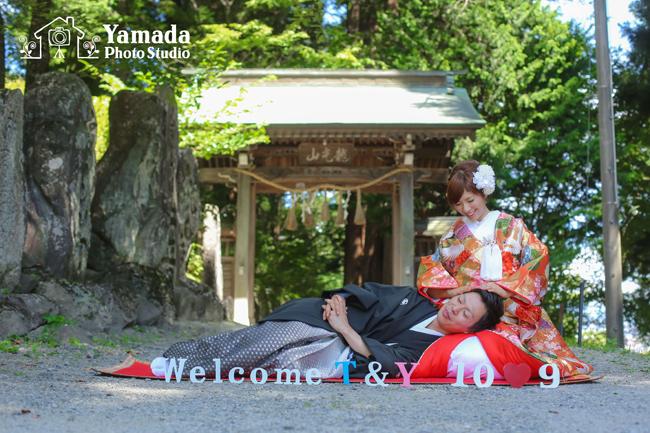 茅野市結婚式写真