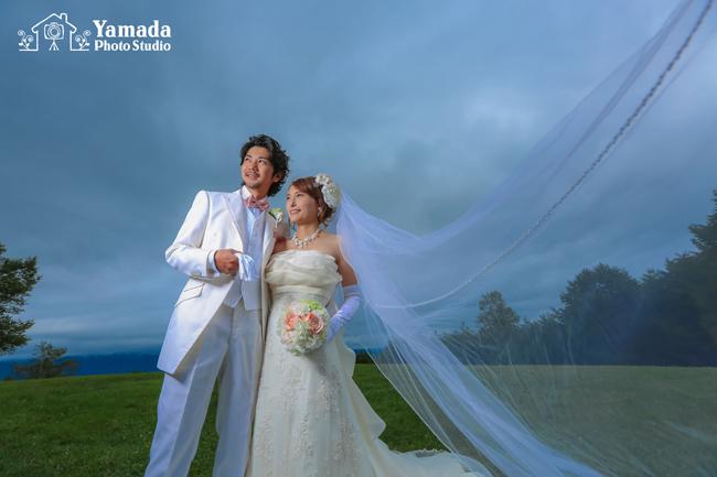 諏訪市結婚写真前撮り