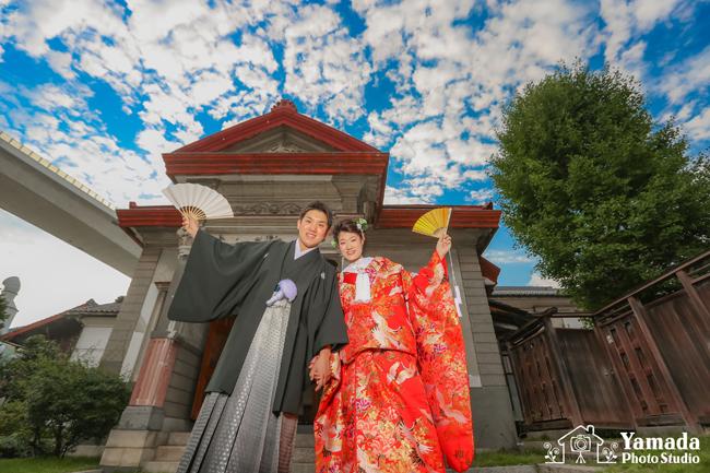 諏訪市結婚写真スタジオ