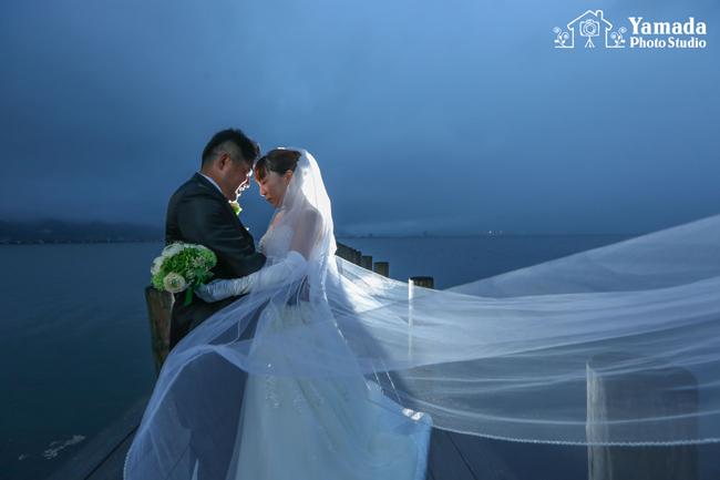 長野県富士見町結婚写真