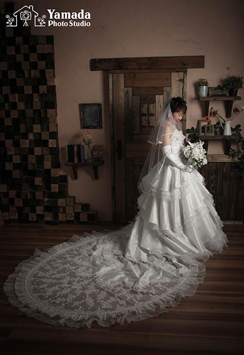 長野県飯綱町結婚写真前撮り