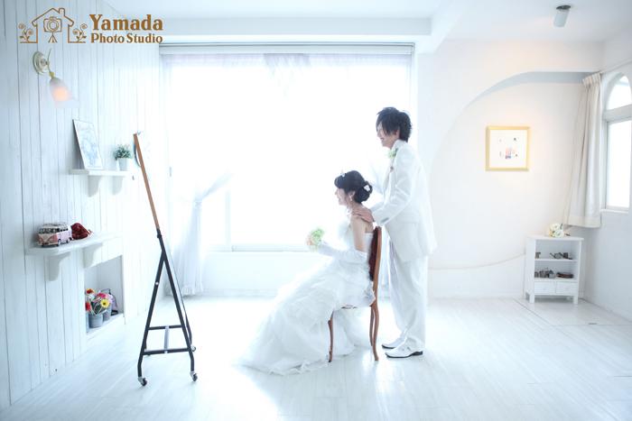 下諏訪町結婚写真