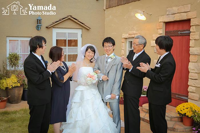 塩尻市結婚写真