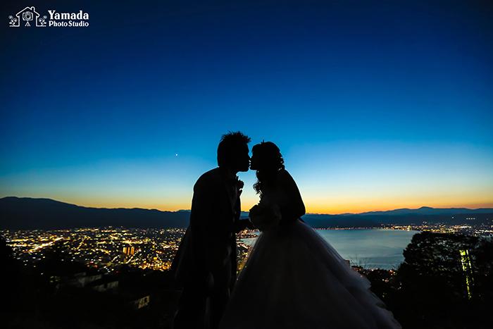 立石公園結婚写真