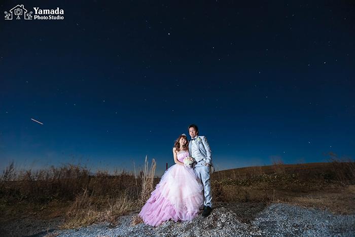 松本星空結婚写真
