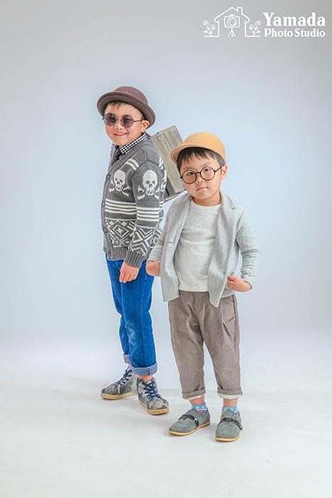 岡谷市子供写真スタジオ