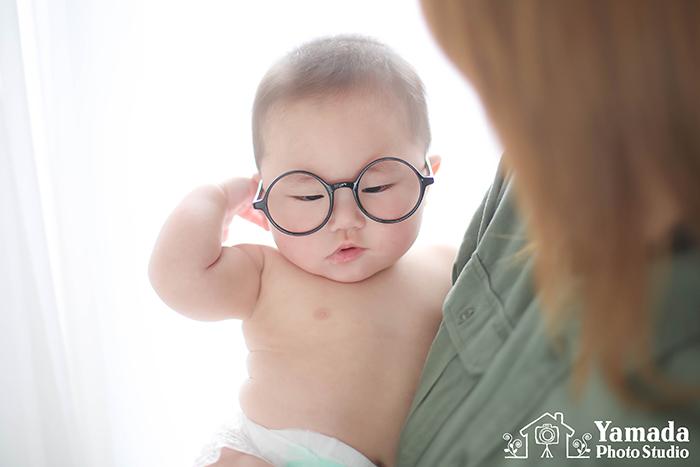 赤ちゃん写真長野県岡谷市