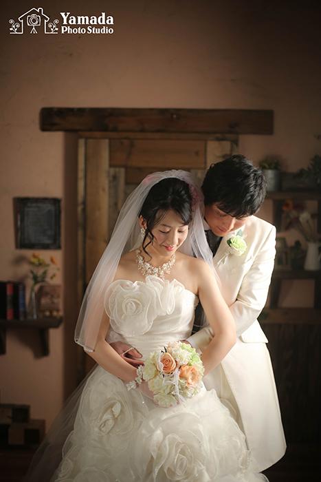 写真だけの結婚式諏訪市