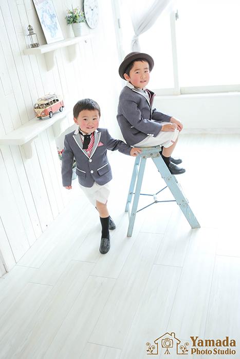 富士見町子供写真