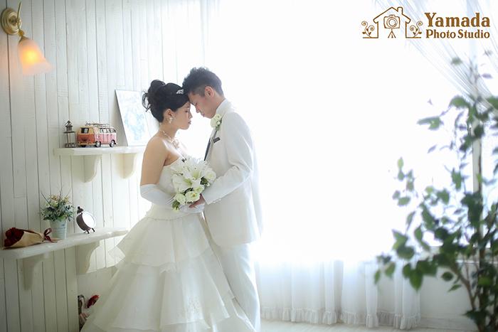 茅野市結婚写真洋装
