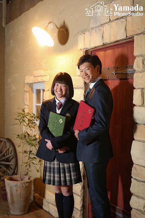 岡谷市入学卒業
