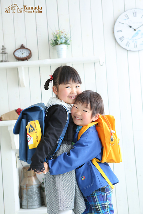 入園入学記念撮影岡谷市より