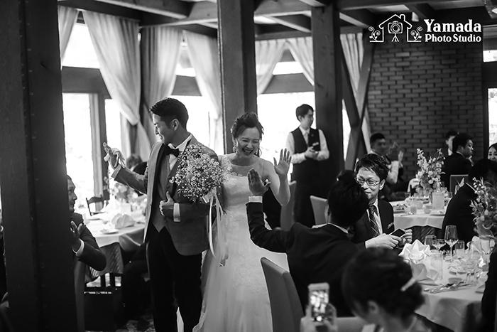 蓼科結婚写真