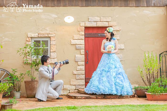 木曽結婚写真