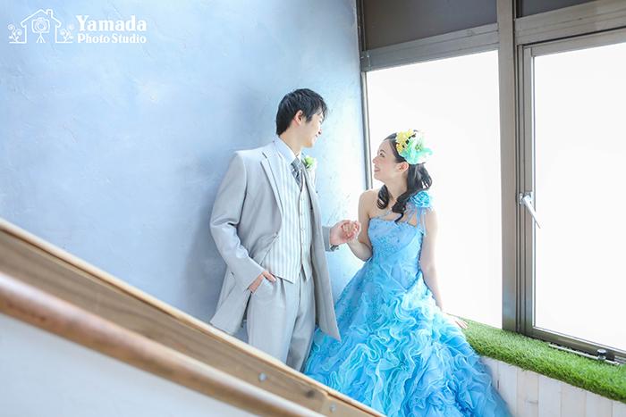 塩尻結婚写真