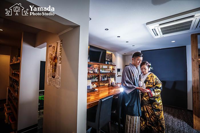 岡谷市結婚写真