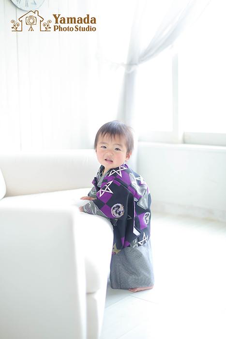 1歳お誕生日記念撮影