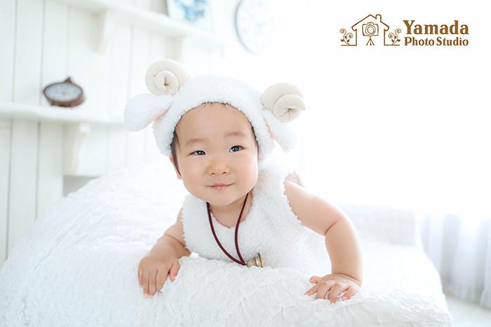 1歳お誕生日記念撮影【松本】より