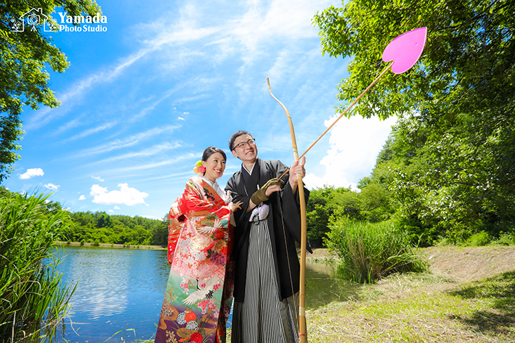 富士見町結婚写真