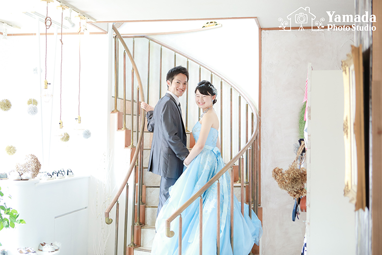 結婚写真諏訪