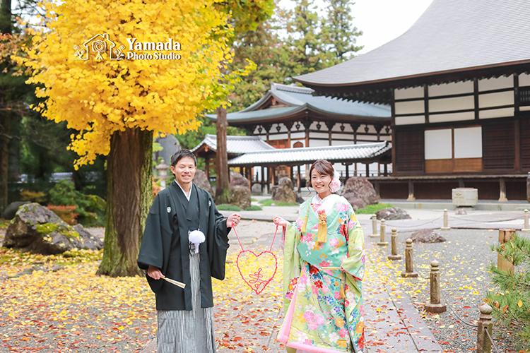 岡谷市の山田写真館です。長野県ロケーションフォト