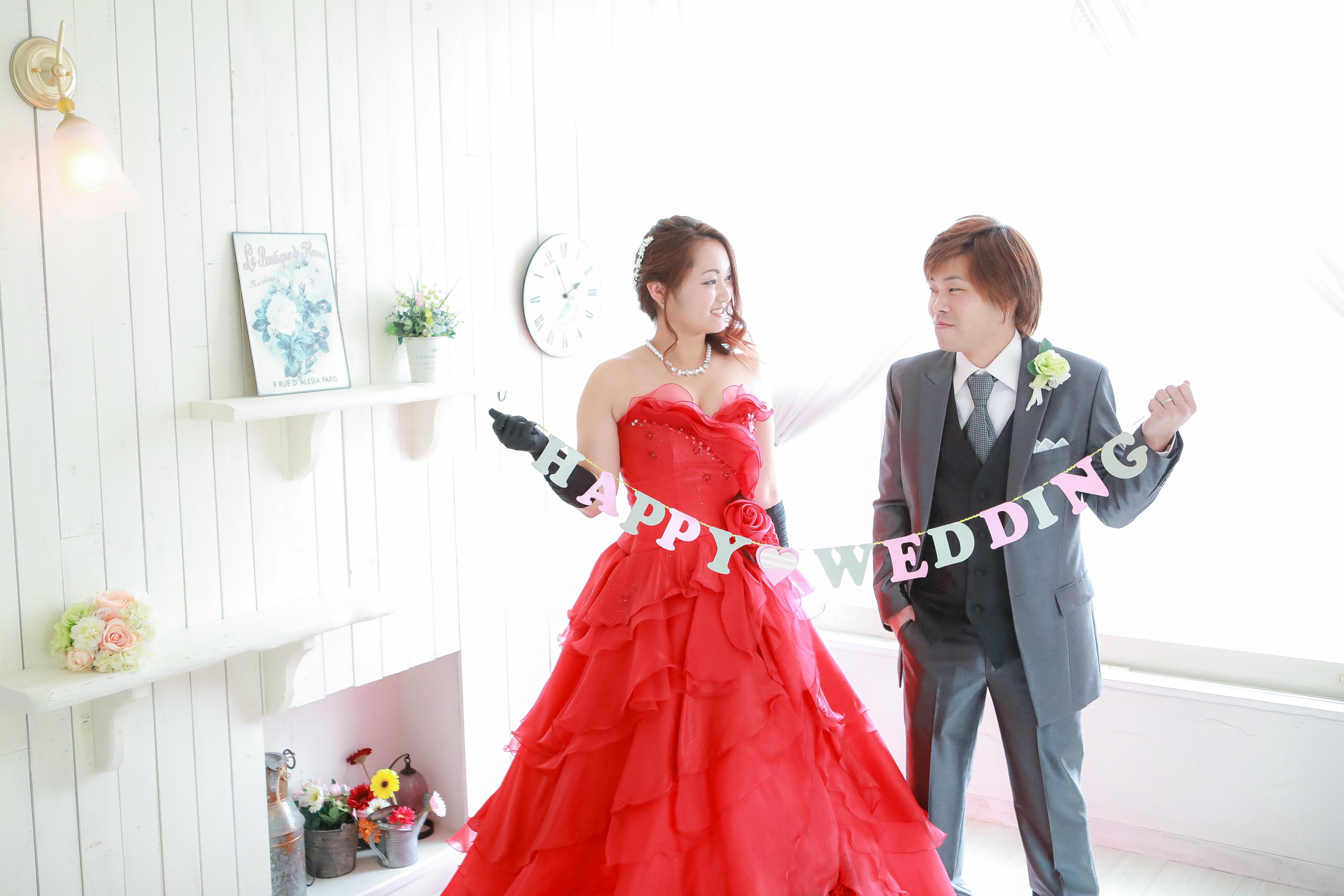 茅野市結婚写真
