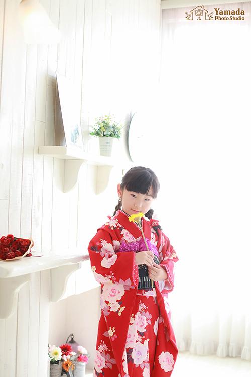 姉7歳三つ編み753モデル