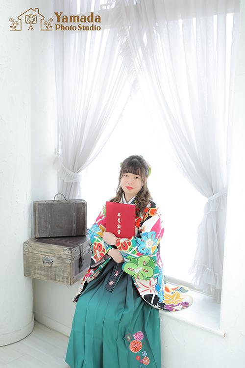 茅野市卒業袴レンタル