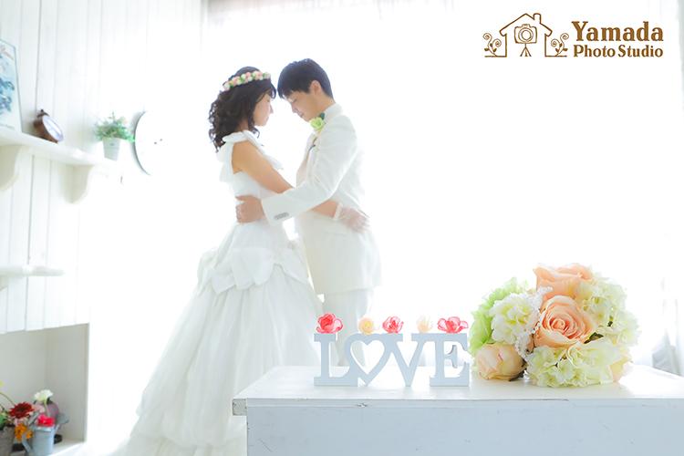 松本市結婚写真