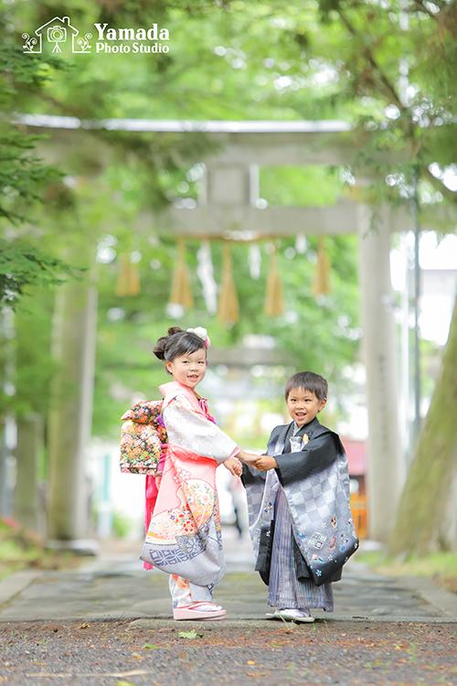 賀茂神社ロケーション岡谷市写真館