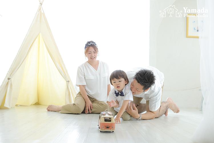 松本家族写真