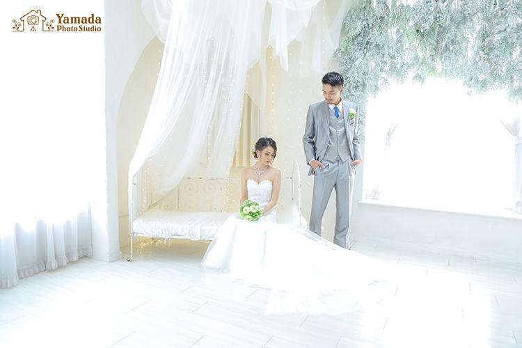 諏訪結婚写真