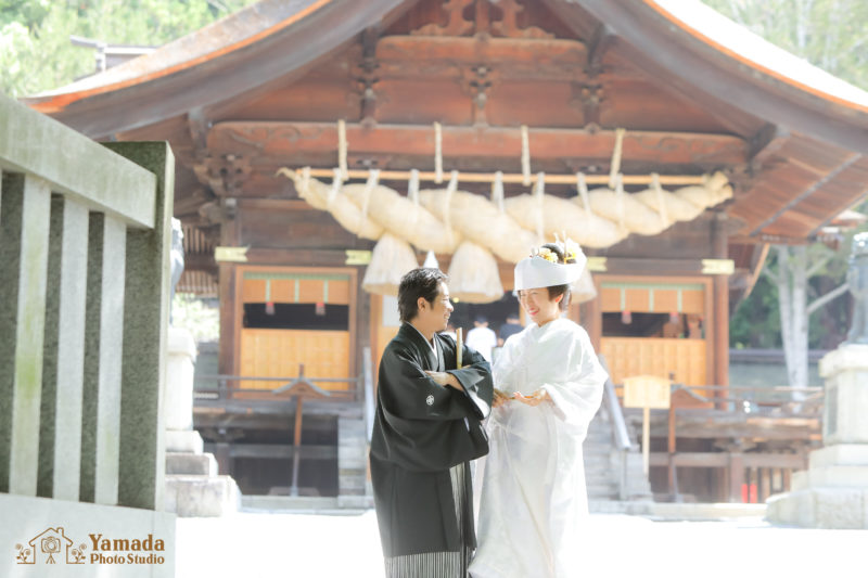 諏訪地域岡谷市写真館結婚式