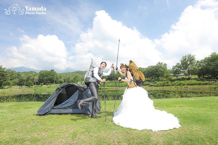 長野高原ウエディングフォト