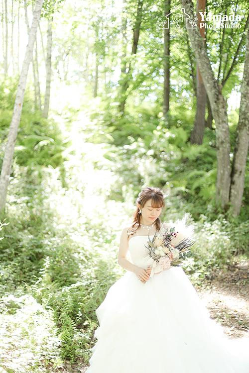 信州結婚写真