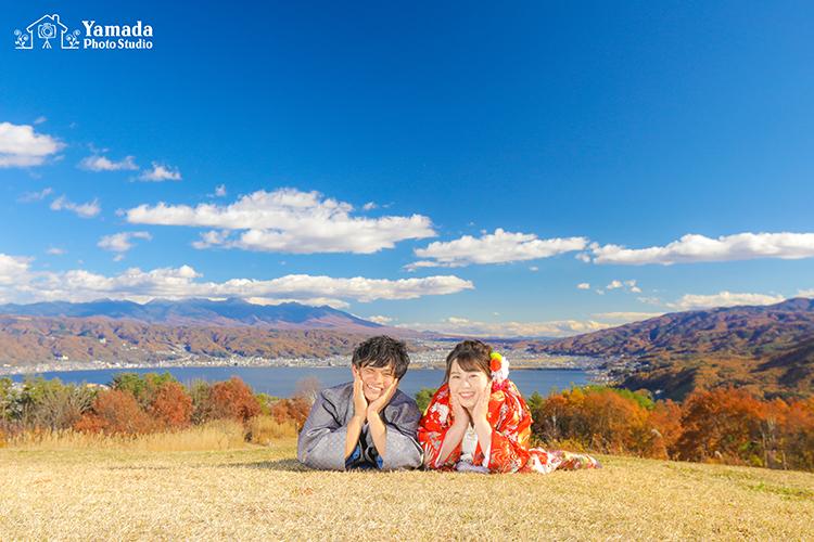 長野結婚写真