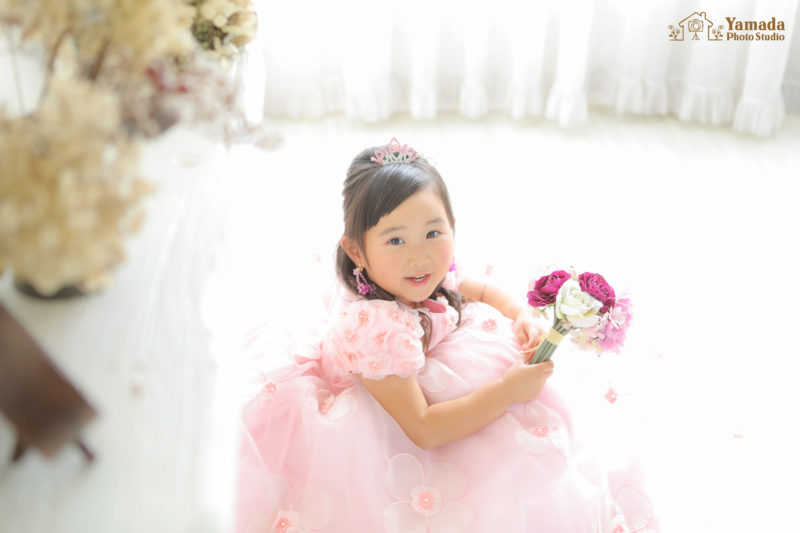 3歳ドレス753