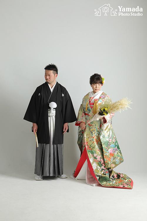 富士見結婚写真