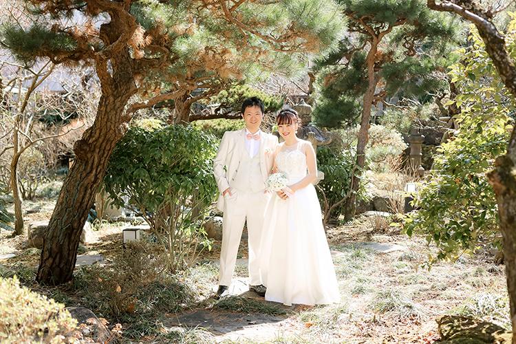 ぬのはん結婚写真