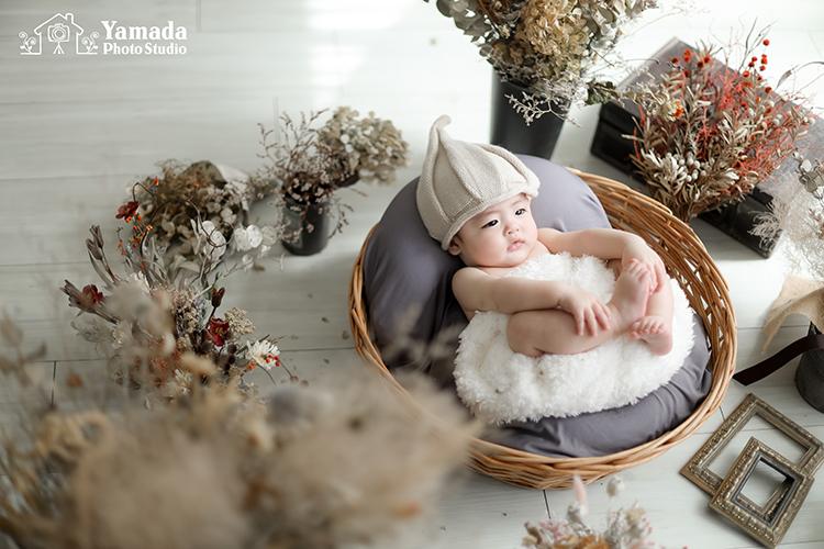 赤ちゃん写真長野