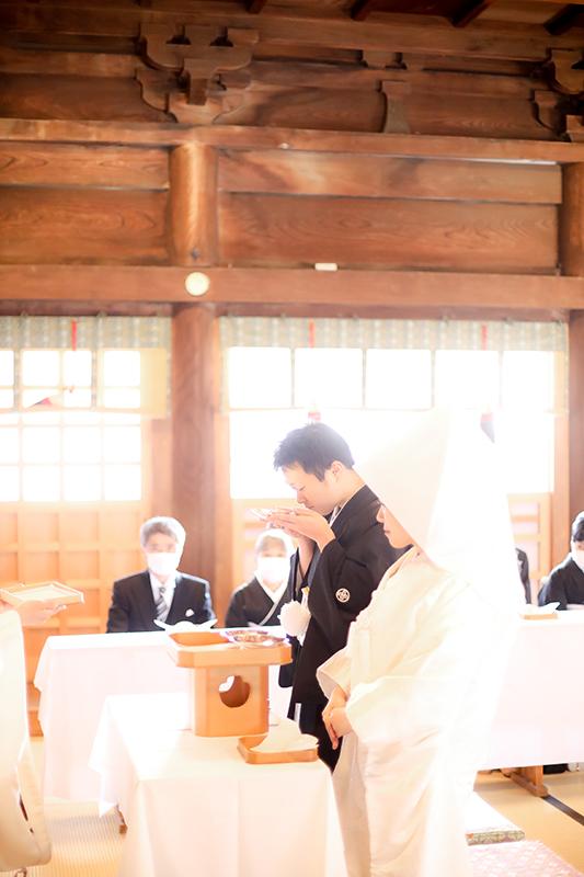 下諏訪神社結婚式