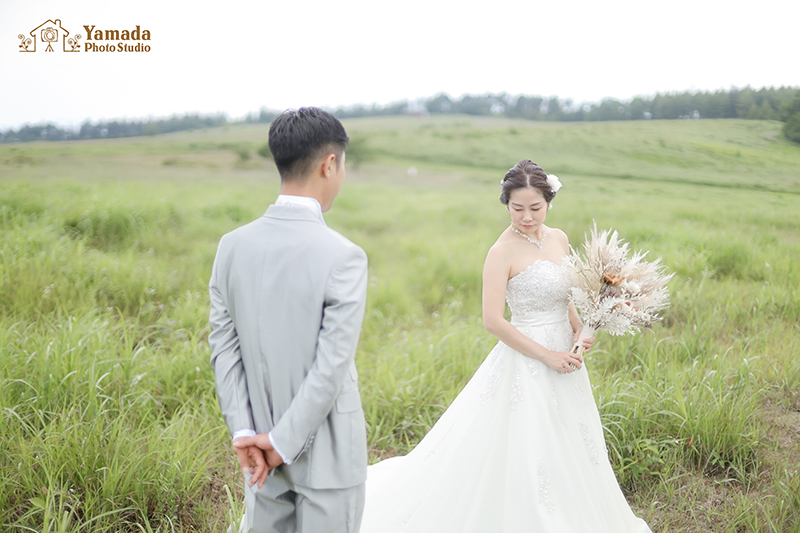 霧ヶ峰結婚写真